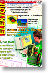 cours de programmation du BASIC Stamp (1)