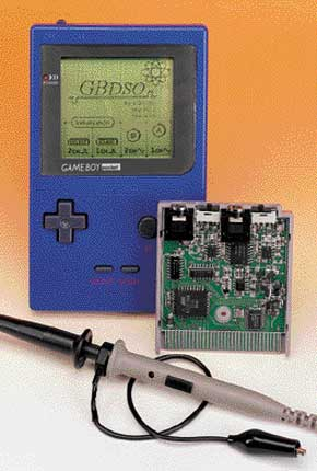 GBDSO GameBoy Digital Sampling Oscilloscope (1)