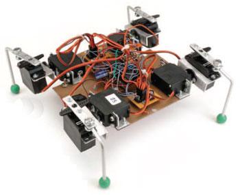 Robot quadrup de - Robot qui chauffe et mixe ...