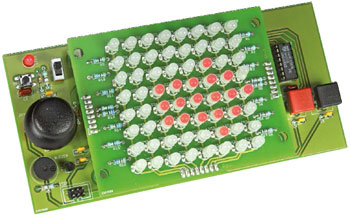 matrice de 8x8 LED bicolores