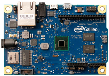 Galileo Arduino d'Intel