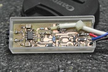 sonde de courant pour oscilloscopes