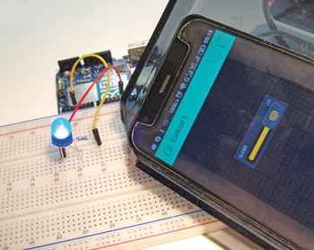 Android rencontre Arduino