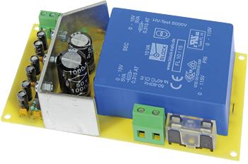 circuit imprimé pour alimentation universelle