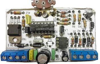 gradateur de bande de LED maître / esclave