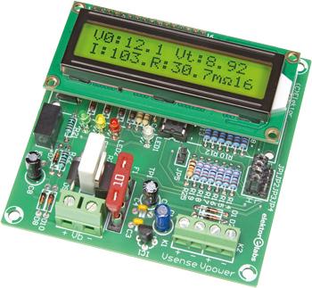 régénérateur de batteries au plomb 0-30V