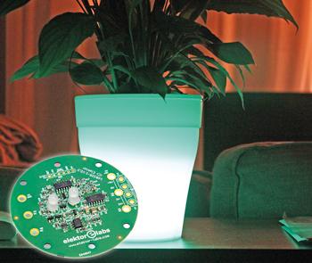 Bio Lampe Elektor Magazine