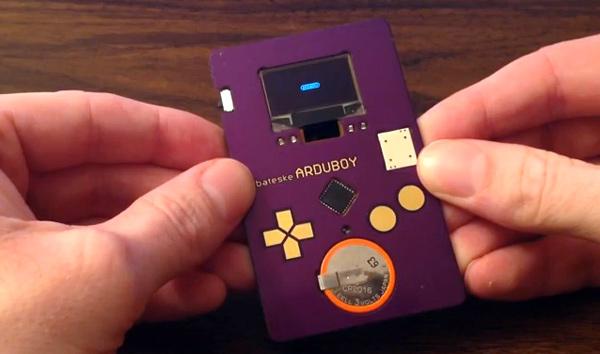 La meilleure des cartes de visite est une Arduino