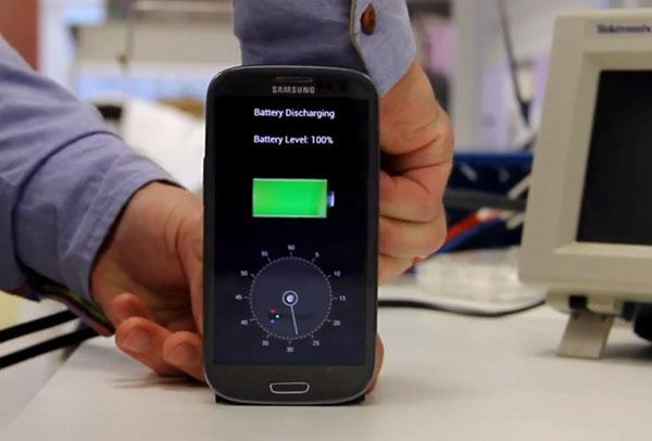 Charger son téléphone en 30 secondes