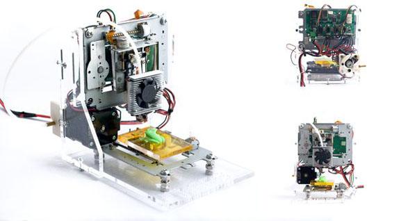Une imprimante 3D pour moins de 50 €