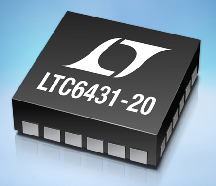 Amplificateur de gain fixe très stable chez Linear