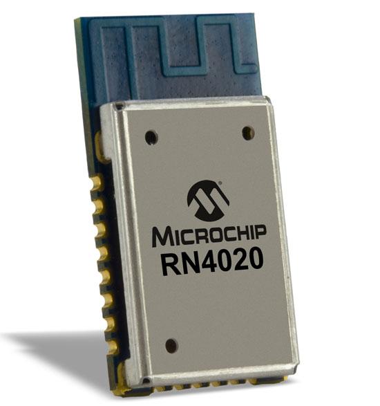 Microchip goes Bluetooth