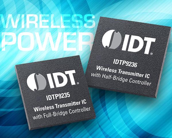 Transmetteurs de puissance sans-fil à haut rendement