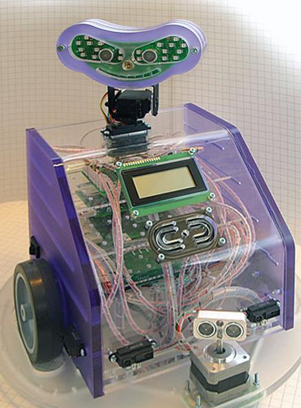Le robot du soldat Huyskens sauvera-t-il l'électronique ?