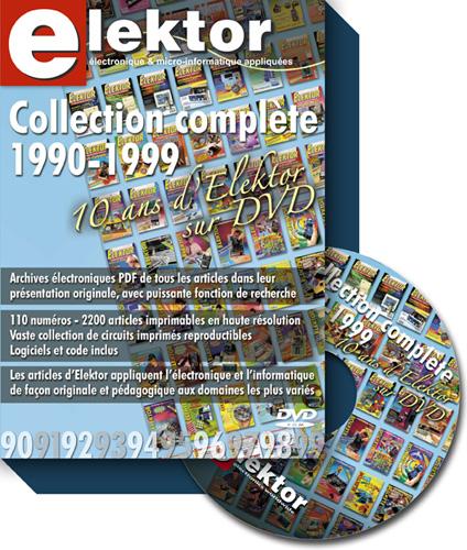 Offre spéciale DVD-ROM 10 ans d'ELEKTOR : derniers jours