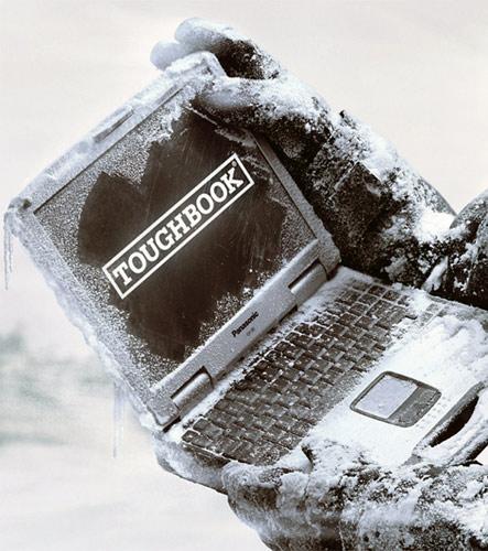 Boue, neige, humidité : un portable pour les baroudeurs