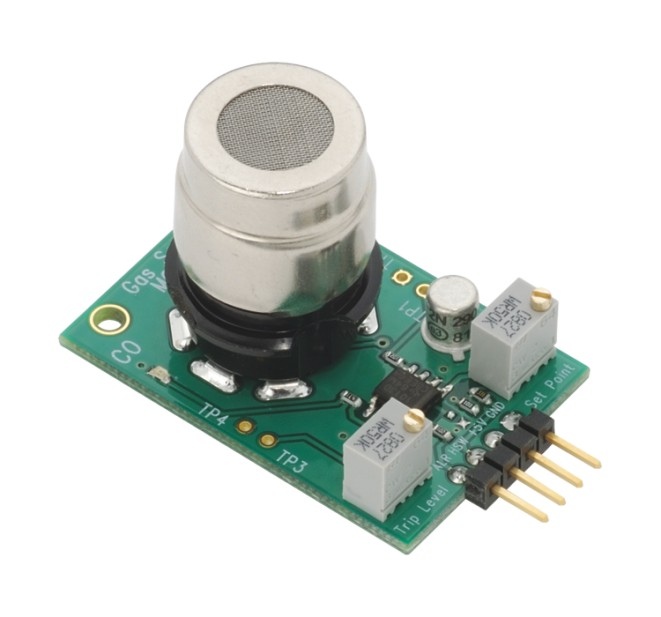 Nouveau détecteur de monoxyde de carbone
