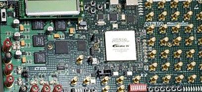 Nouveau kit de développement pour FPGA Stratix IV GX