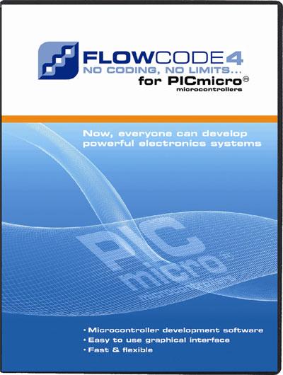 Flowcode se met en QUATRE pour vous (et les PIC)