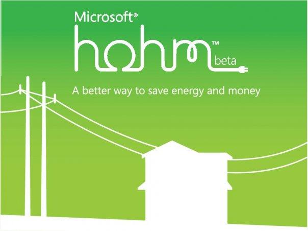 Microsoft se met au vert avec Hohm
