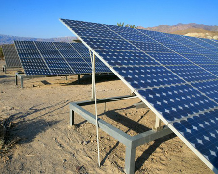Une centrale solaire gigantesque dans le désert africain pour alimenter l'Europe