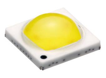 LED blanche chaude, la tension monte