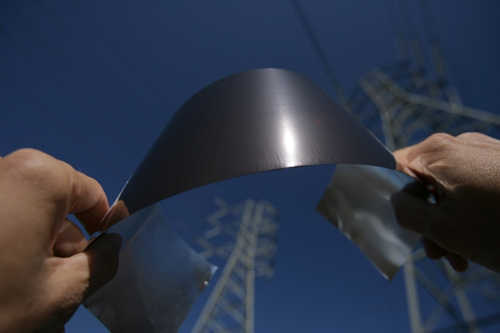 Imprimez vos cellules solaires