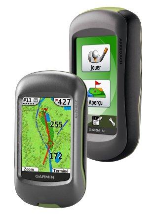 GPS pour joueurs de golf