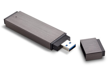 120 Go sur une clé USB