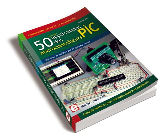 50 applications des contrôleurs PIC 16&18