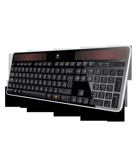 Logitech fait bronzer votre clavier