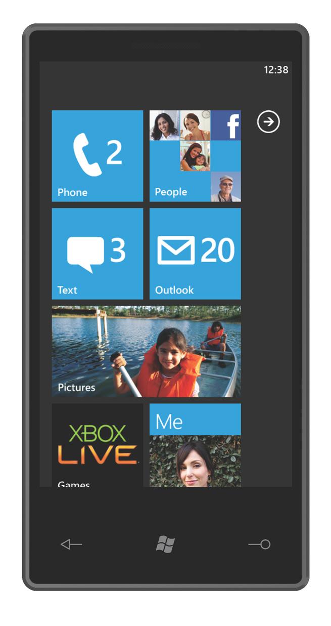 Élimination à distance d'applications sur Windows Phone 7
