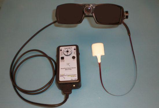 L'électronique au secours des mal-voyants