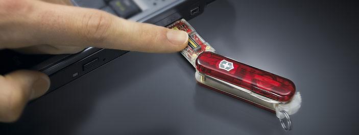 Couteau suisse USB