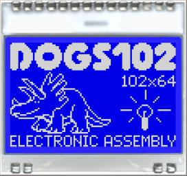 Afficheur alphanumérique LCD tactile pour tous
