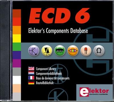 Base de données de composants d'Elektor : ECD 6 = nouvelle version