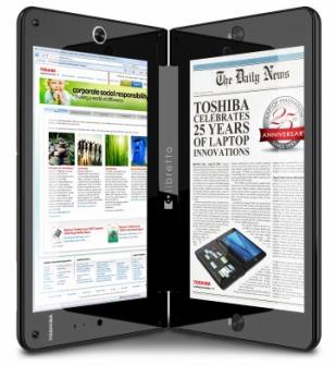 Deux écrans tactiles pour le prix d'un
