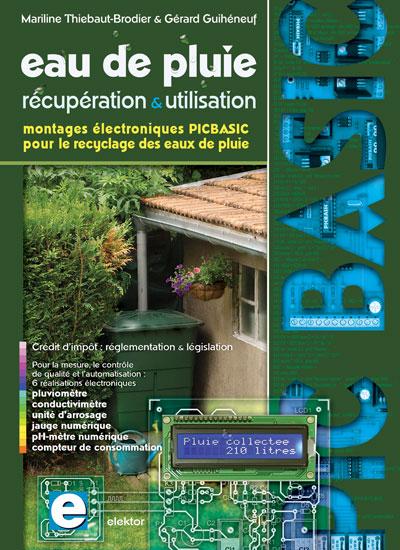 Eau de pluie : récupération & utilisation