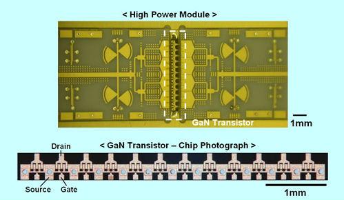 10,7 W pour un nouveau transistor HF de puissance