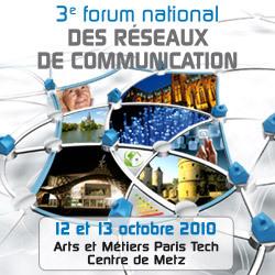 Forum national des réseaux de communication dans l'habitat
