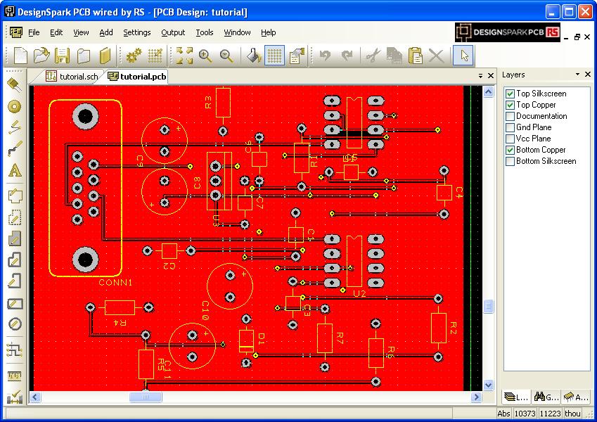 Que vaut DesignSpark PCB ?