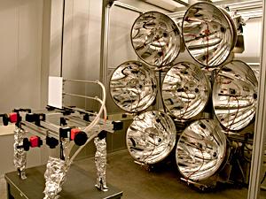 Concentré de lumière + CO2 + eau = carburant