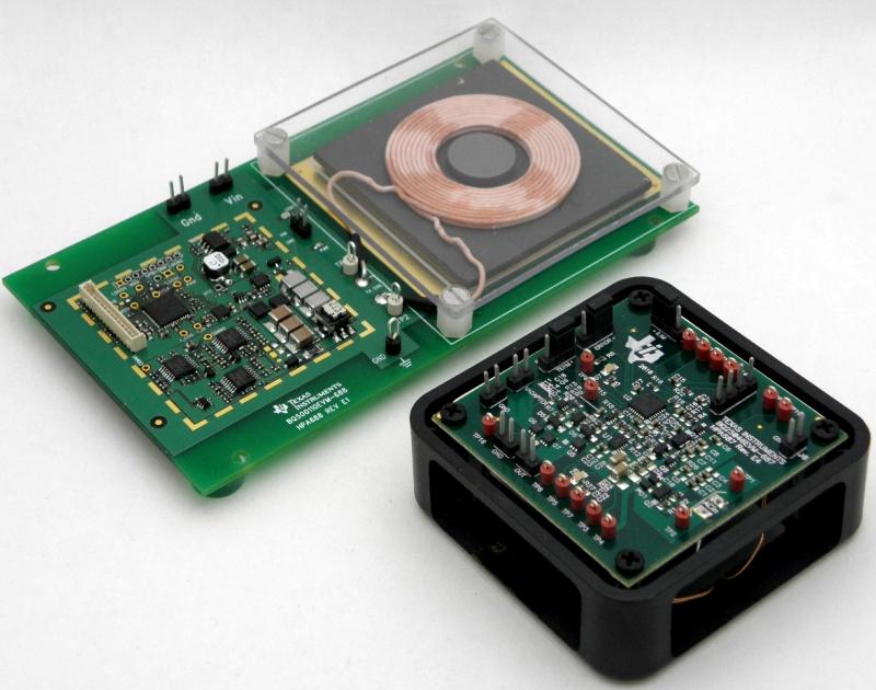 Kit de développement pour chargeur sans fil
