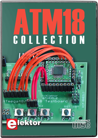 CD-ROM « Collection ATM18 » : moins 34%