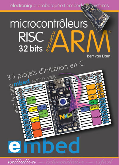ARM 32 bits : 35 projets d'initiation en C