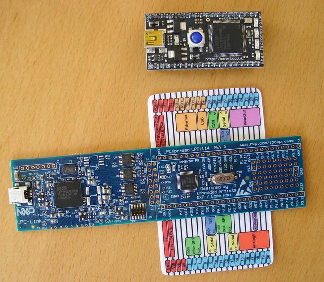 Entrée gratuite dans le monde des micros à 32 bits !