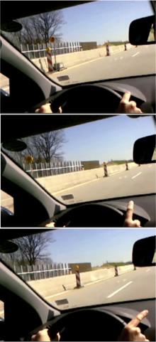 Une voiture qui se conduira au doigt et à l'oeil