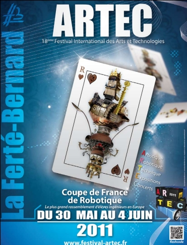 Artec : 18e festival international des Arts et Technologies