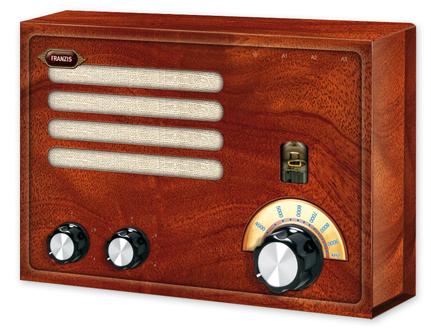 Nostalgie des lampes : une radio en kit - derniers jours