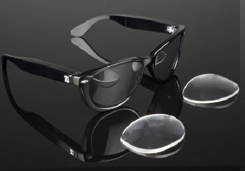 Des lunettes pour filmer (discrètement) en HD